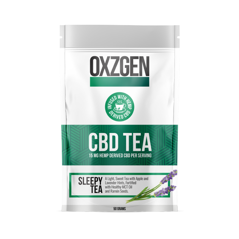 Sleepy CBD Tea
