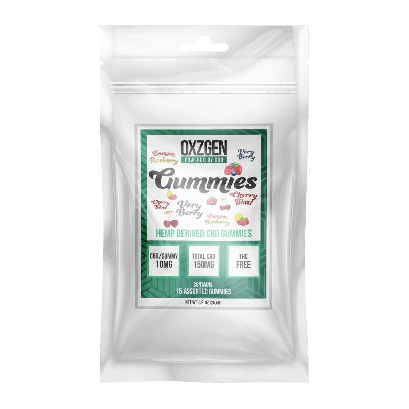 Variety CBD Gummies 15 CT
