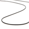 "20"" Hypo-Allergenic Snake Stainless Steel Chain with Lobster Claw Claps"