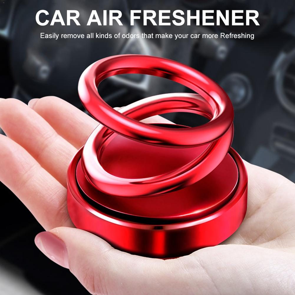 Aromatherapy Double Ring Car Air Freshner
