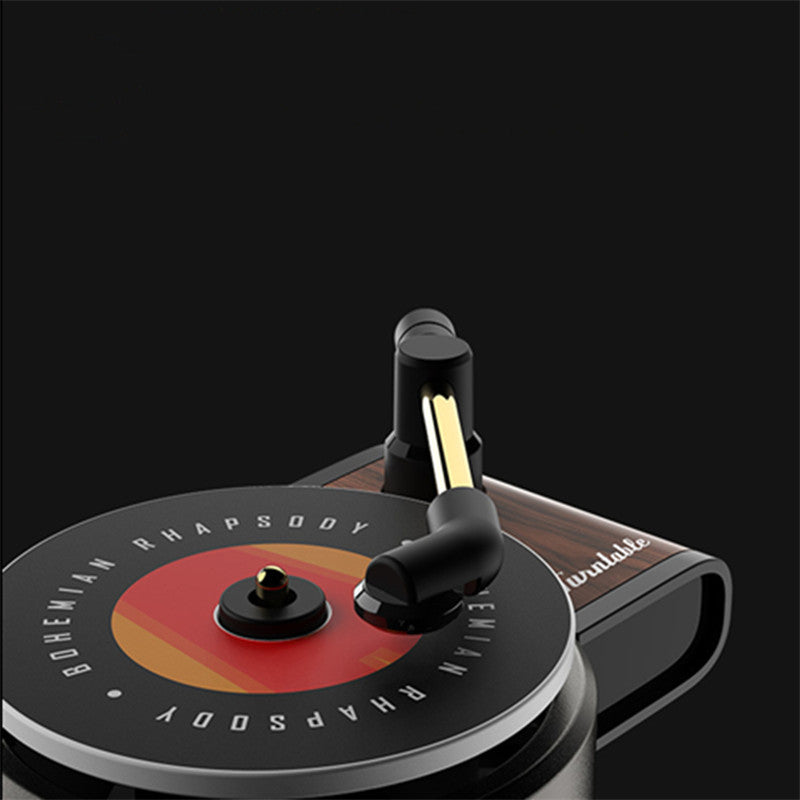 Car Air Freshener with Turntable Design