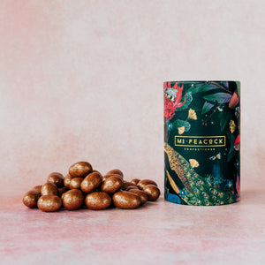SALTED TOFFEE ALMONDS 140g