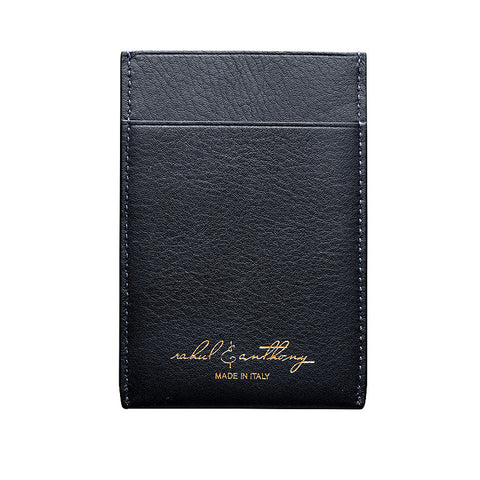 'Di Lusso' Card Holder - Abyss