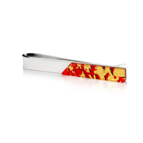 'Sangue Reale' Tie Bar