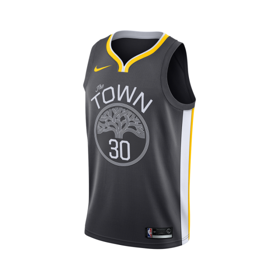 Nike Gsw Swingman Jersey Steph Curry