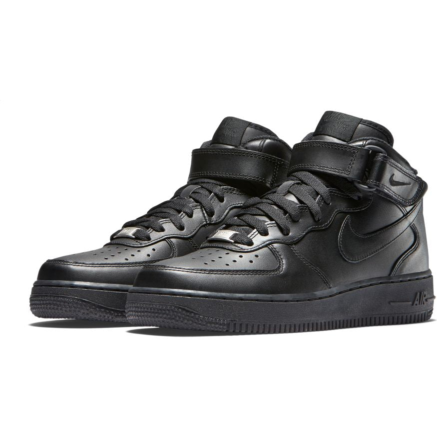 Nike Women's Air Force 1 '07 Mid Black