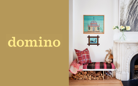 Intiearth Domino Magazine | How This Designer Mom Carved Out a 3-Bedroom Home From a Studio Apartment