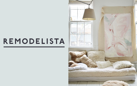 Intiearth Remodelista | Embrace the Bright: A Textile Shop Owner at Home in Brooklyn