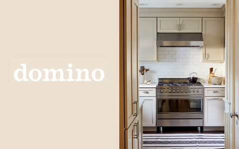 Intiearth Domino Magazine | 6 Off-White Kitchen Cabinets That Are Chic But Not Shabby