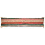 Intiearth extra long frazada lumbar pillow