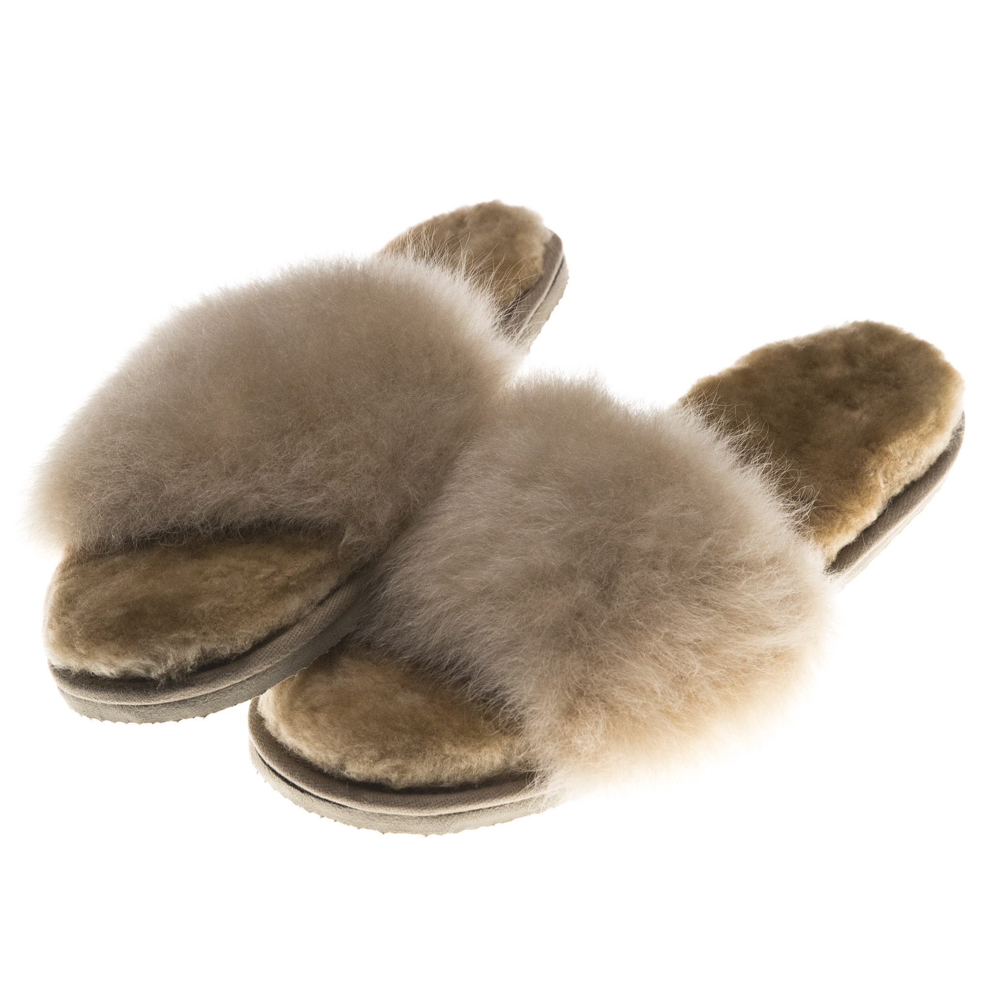 Alpaca Slide Slipper