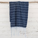 Intiearth Peruvian Ikat throw traditional Peruvian Pañon