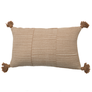 Intiearth Native Cotton Lumbar Pillow