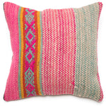 Intiearth colorful Woven Frazada Pillow