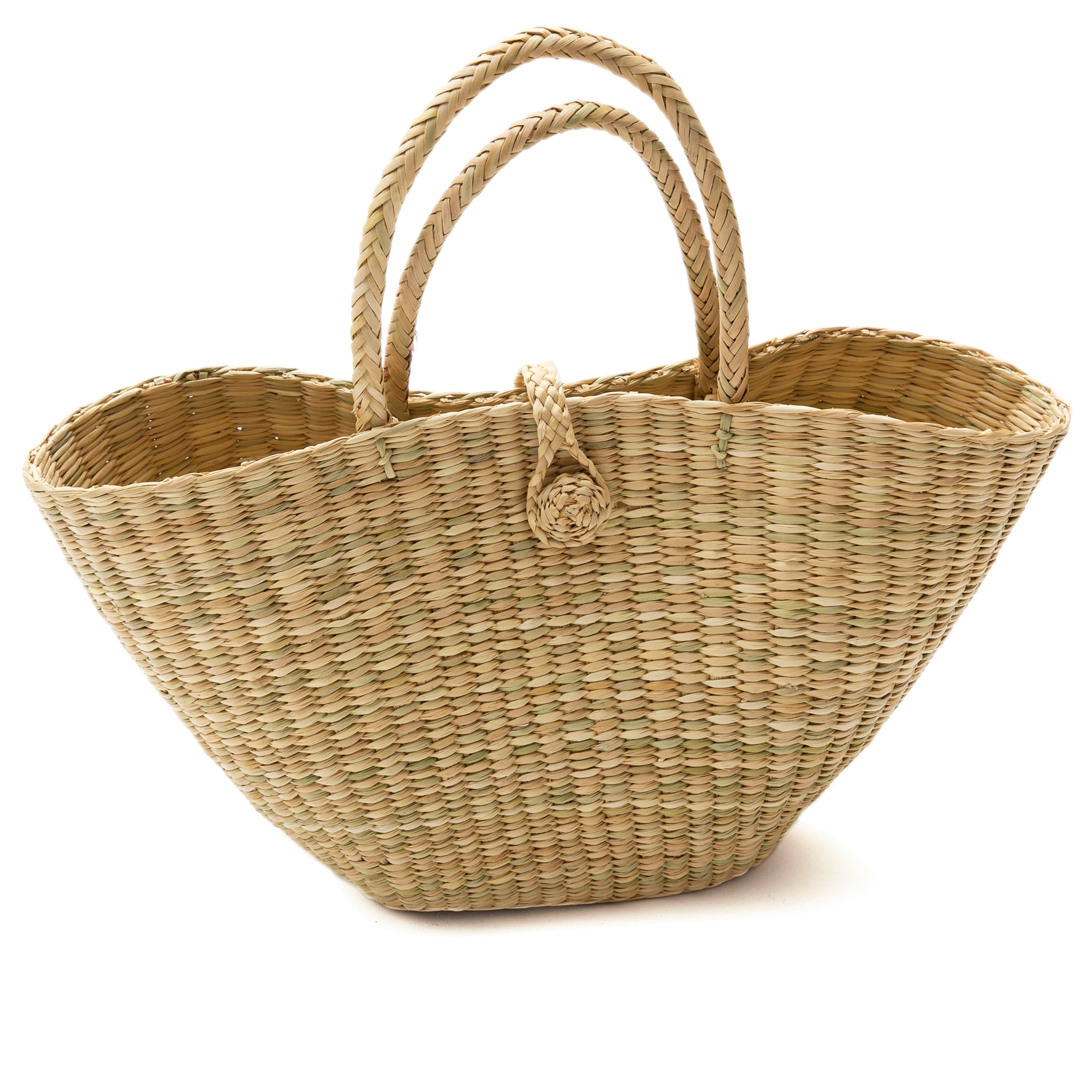 Intiearth Playa basket small junco