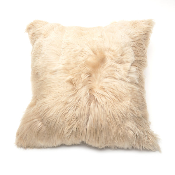 Suri Alpaca Pillow Sand