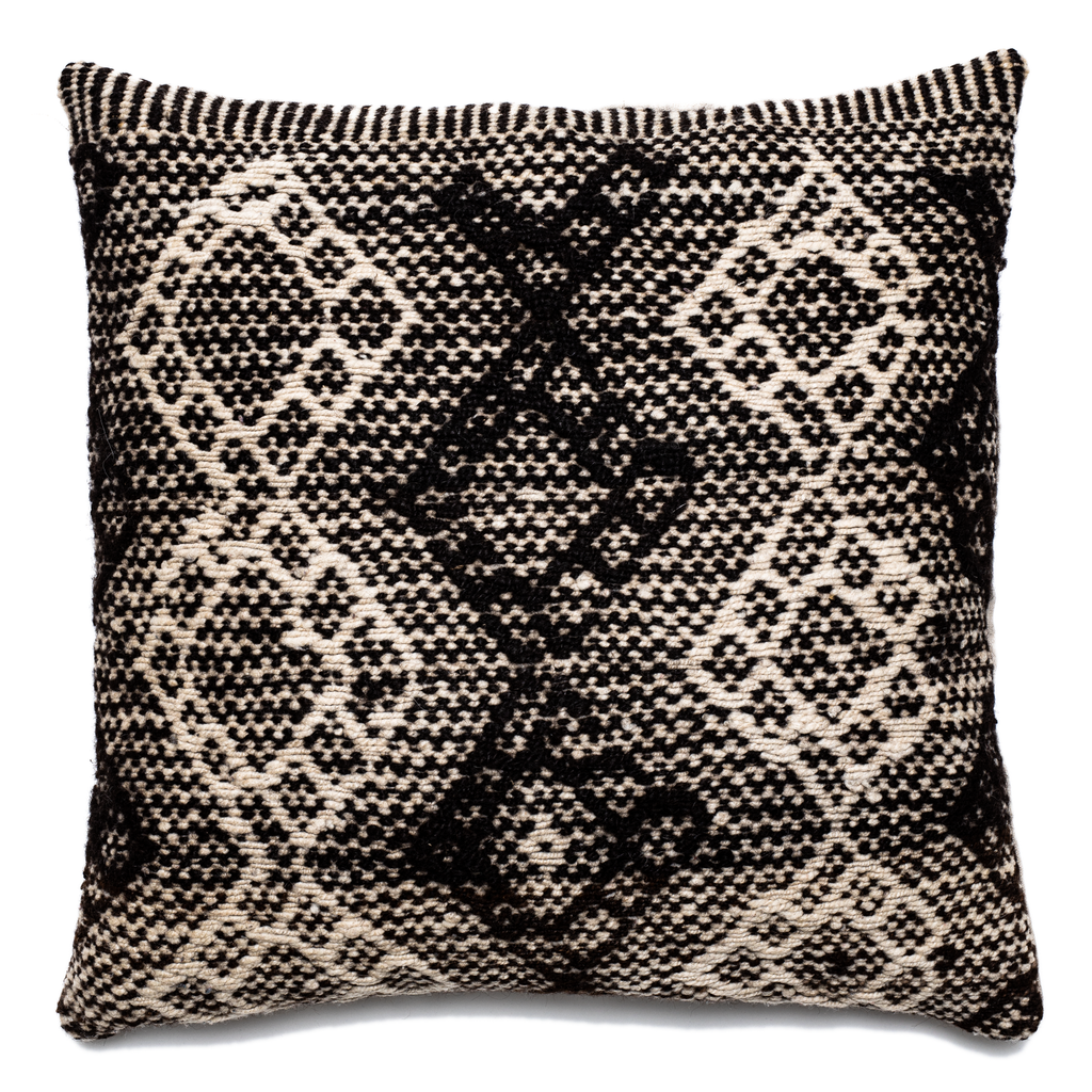 Intiearth natural colors Woven Frazada Pillow