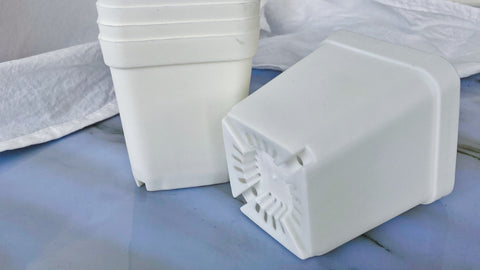 Planter with good drainage