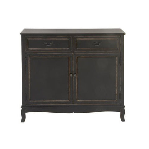 Beachside Black Sideboard