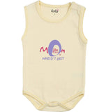 Lula Baby Girls Yellow Bodysuit
