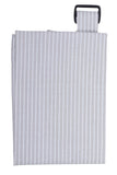 Lula Mom Grey stripes Feeding/Nursing Covers