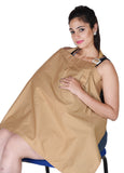 Lula Mom Dark Beige Feeding Cover