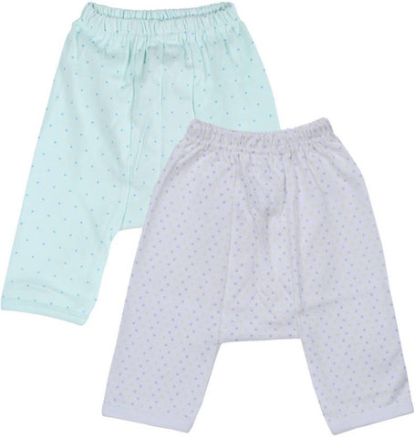 Lula Polka Print Baby Girls Basic Shorts