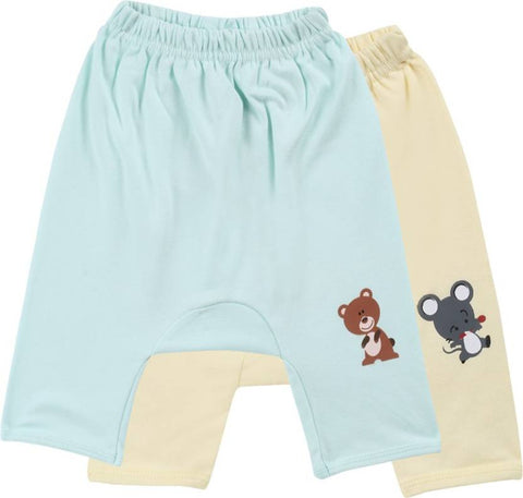 Lula Solid Baby Boys Basic Shorts
