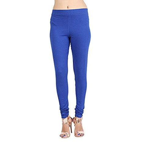 Zalula Premium Stretch Leggings - Royal blue