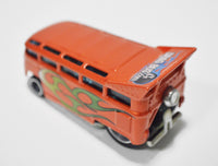 Diecastspace Dragbus.com VIP Drag Bus #5 Orange 1 of 30