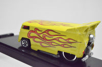 Diecastspace Super VIP members Set  x 4 VW Drag Bus