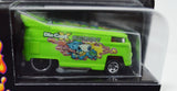RARE! BOXMAN Diecast Expo Green VW Drag Bus
