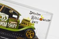 Dream Halloween 2011 Hot Wheels Blown Delivery Graveyard Shift