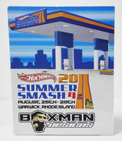 BOXMAN Gas Pump Summer Smash 4 2011 Purple Passion 2 of 10