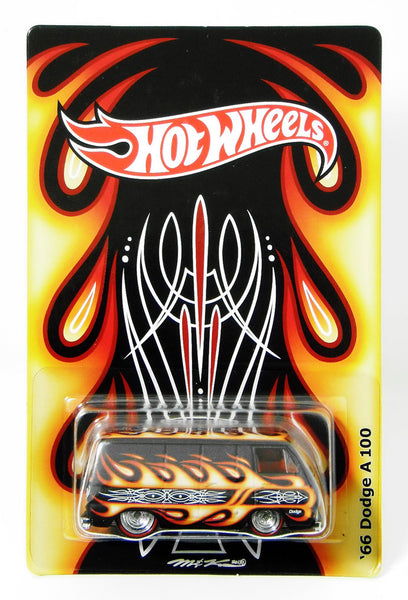 Japan Collectors Hot Wheels 2011 1966 Dodge A100 - Black