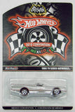 Hot Wheels 3rd Mexico Convention Batmobile and Drag Truck Set