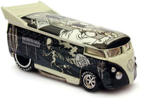 Liberty Promotions 2007 Aliens Autopsy - Bone White REBEL RUN 158/200 VW Drag Bus