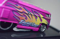 Diecastspace Hall of Fame Shane Whittenbarger VW drag Bus