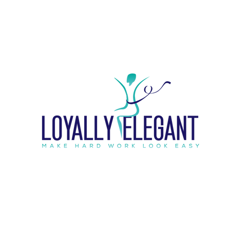 Loyally Elegant fitness wear logo