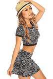 Loyally Elegant Lace Out Fit