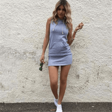 Loyally Elegant dress Loyally Elegant Women Hoodie Mini Dress