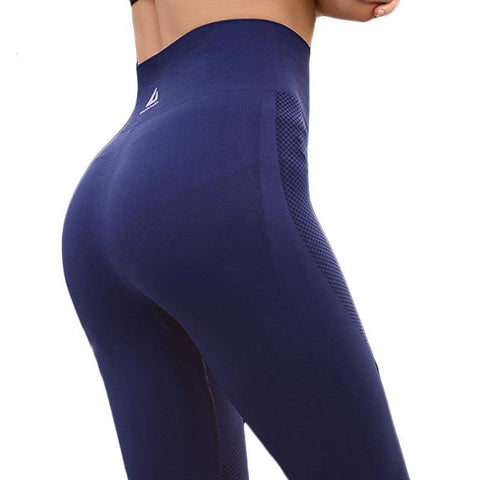 Loyally Elegant fitness leggings Seamless Elasticity High Waist Yoga Leggings