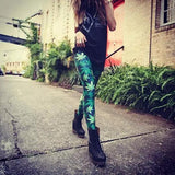 Kush Goddess Leggings
