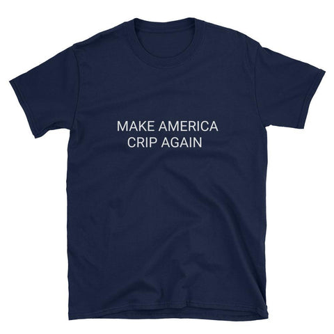 Make America Crip Again T-shirt