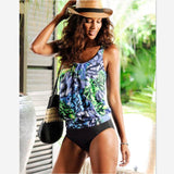 Loyally Elegant swimsuit wc18174 / S Tanning Girl Tankini Sets