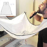 Loyally Elegant Shaving Hair Clipping Beard Bib