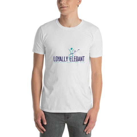 Loyally Elegant White / S Short-Sleeve loyally elegant  Unisex T-Shirt