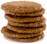 Fully Cooked Sausage Patties