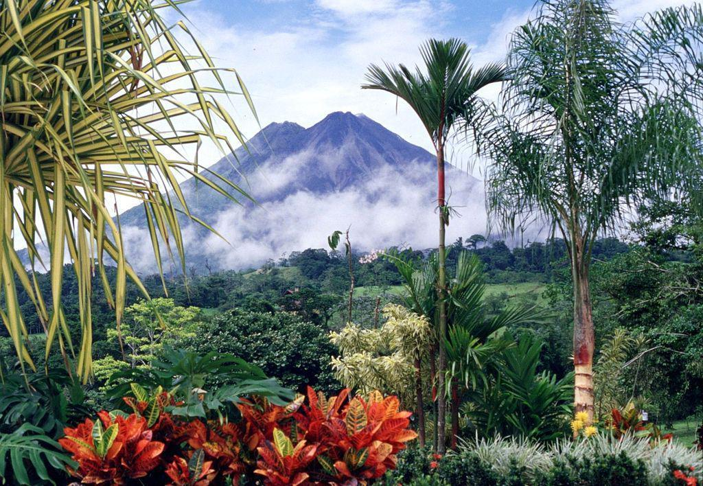 Arenal Volcano, Costa Rica - Art 4 Charities, LLC