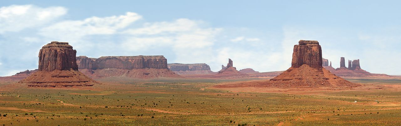 Artist Point, Monument Valley, Arizona